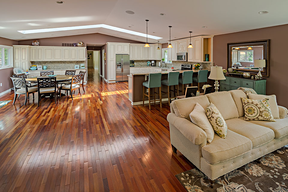 Michigan Couple Remodels Ranch Home Around Daylight