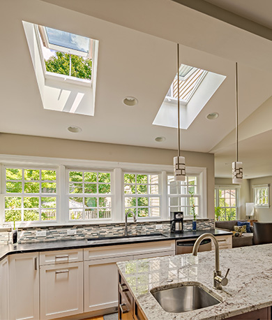 Velux skylights blog inspiration to transform your home for Velux customer support