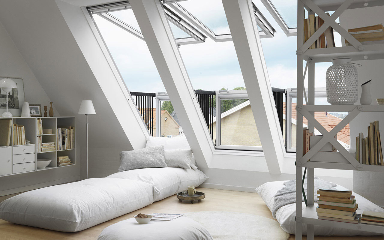 Converting An Attic Into Living E