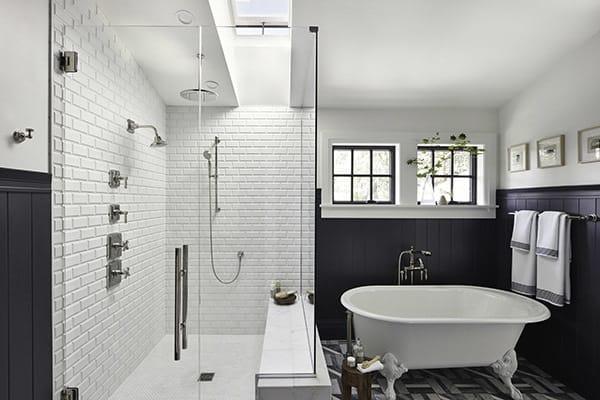 Bathroom Shower Tubthmb