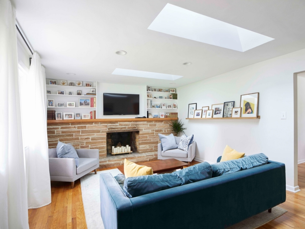Can Skylights Go In A Room With Attic Space Over It