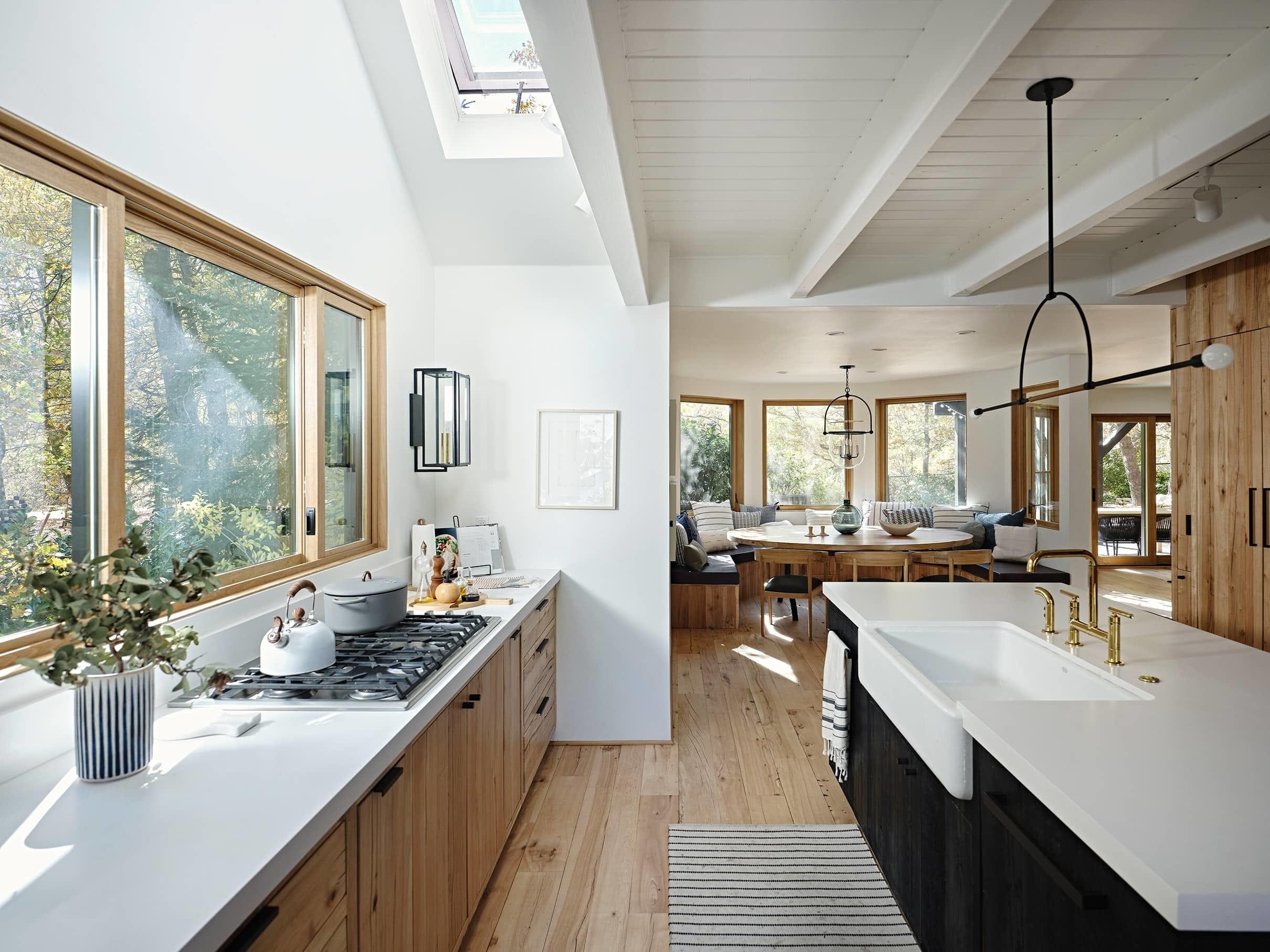 Henderson kitchen skylight