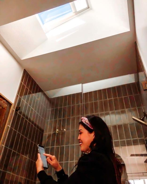 Anita yokota small bathroom iphone app