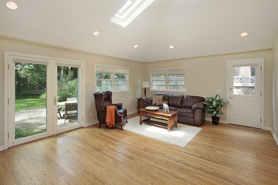 Superieur What Skylights Bring To Your Living Room Design