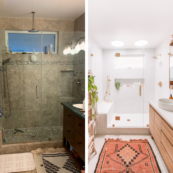 Bathroom Almost Makes Perfect before and after 590x590 590x590