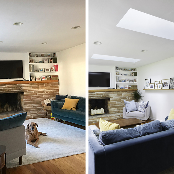 Velux Daylight Winner before and after 590x590