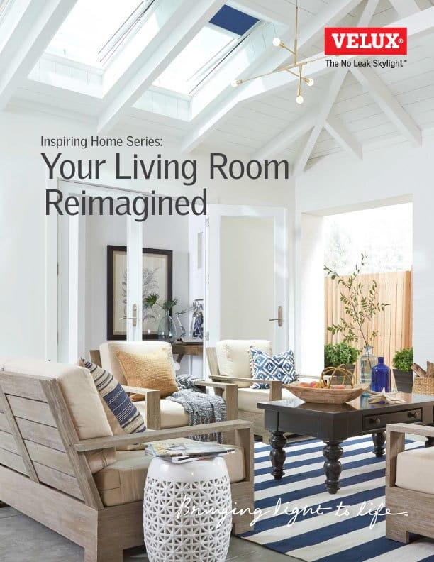 Veluxbrochuresand Catalog Living Room Guide
